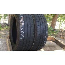 Летние шины бу 205/60 R16 BRIDGESTONE Ecopia EP 150