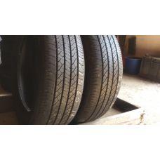 Летние шины бу 215/60 R17 DUNLOP SP Sport 270