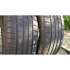 Летние шины бу 215/65 R17 FALKEN Ziex ZE 914a Ecorun