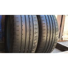 Летние шины бу 225/45 R18 GOODYEAR Efficient Grip run flat