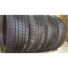 Зимние шины бу 225/55 R17 FALKEN Euroall Season AS 200