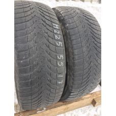 225/55 R17 MICHELIN Alpin A4