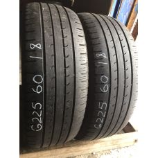 Летние шины бу 225/60 R18 GOODYEAR Efficient Grip SUV 4*4