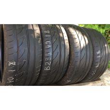 Летние шины бу 235/40 R18 BRIDGESTONE Potenza Adrenalin RE002