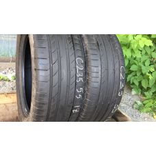 235/55 R18 CONTINENTAL Conti Sport Contact 5