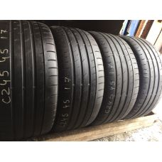 245/45 R17 CONTINENTAL Conti Sport Contact 3