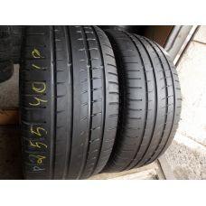 Летние шины бу 255/40 R19 Pirelli Pzero Rosso