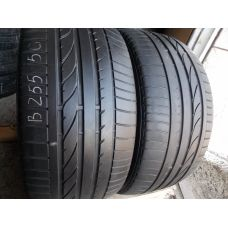 Летние шины бу 255/50 R19 BRIDGESTONE Dueler HP Sport run flat