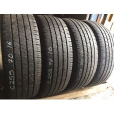 255/70 R16 CONTINENTAL Cross Contact  LX
