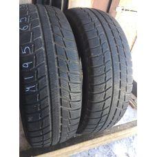 Зимние шины бу 195/65 R15 MICHELIN Alpin A3