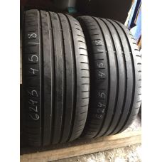 Летние шины бу 245/45 R18 GOODYEAR Eagle F1 Asymmetric 2