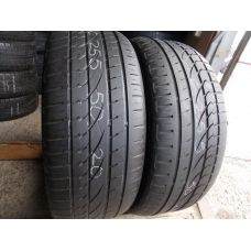 Летние шины бу 255/50 R20 CONTINENTAL Cross Contact UHP