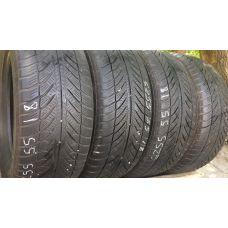 Зимние шины бу 255/55 R18 GOODYEAR Ultra Grip