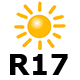 Летние шины R17