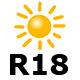 Шины R18