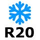 Зимние шины R20