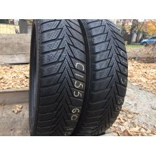 Зимние шины бу 155/60 R15 CONTINENTAL Conti Winter Contact