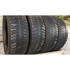 Зимние шины бу 185/55 R14 CONTINENTAL Conti Winter Contact TS 800