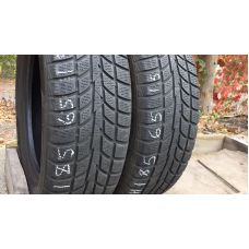 Зимние шины бу 185/65 R15 HANKOOK Winter I*cept RS