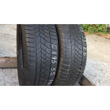 Зимние шины бу 195/55 R16 CONTINENTAL Conti Winter Contact TS 830 P