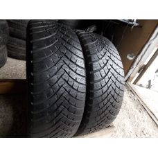 Зимние шины бу 195/60 R15 CONTINENTAL Conti Winter Contact TS 770