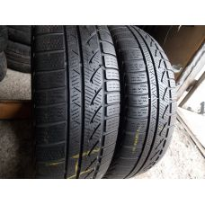 Зимние шины бу 195/60 R16 CONTINENTAL Conti Winter Contact TS 810