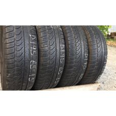 Зимние шины бу 195/65 R15 DUNLOP SP Winter Response