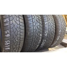 Зимние шины бу 195/65 R15 DUNLOP SP Winter Sport 3D