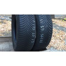 195/65 R15 MICHELIN Alpin A5
