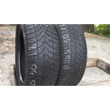 Зимние шины бу 205/50 R17 DUNLOP SP Winter Sport 4D