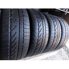 Зимние шины бу 205/55 R16 CONTINENTAL Conti Winter Contact TS 810