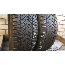205/55 R16 DUNLOP SP Winter Sport 4D