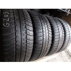 Зимние шины бу 205/55 R16 GOODYEAR Eaqle Vector