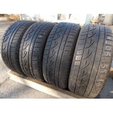 Зимние шины бу 205/55 R16 HANKOOK Winter I*cept Evo