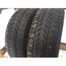 Зимние шины бу 205/60 R16 FULDA Kristall Supremo