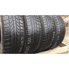 Зимние шины бу 205/60 R16 HANKOOK Winter I*cept RS