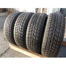 Зимние шины бу 205/70 R15 HANKOOK Winter I*cept RS