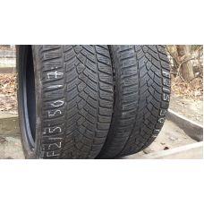 Зимние шины бу 215/50 R17 FULDA Kristall Control HP 2