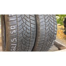 Зимние шины бу 215/50 R17 GOODYEAR Ultra Grip Performance GEN 1