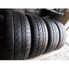Зимние шины бу 215/55 R16 CONTINENTAL Conti Winter Contact TS 810