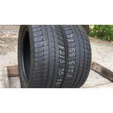 Зимние шины бу 215/55 R16 FALKEN HS 449 Euro Winter