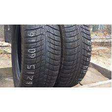 Зимние шины бу 215/60 R16 BRIDGESTONE Blizzak LM 001