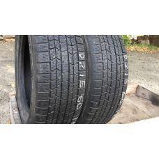 Зимние шины бу 215/60 R16 DUNLOP Graspic DS-3