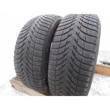 Зимние шины бу 215/60 R16 MICHELIN Alpin A4