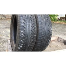 Зимние шины бу 215/60 R16 MICHELIN Primacy Alpin PA3