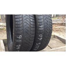 Зимние шины бу 215/60 R16 PIRELLI Sottozero 3