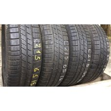 Зимние шины бу 215/65 R16 CONTINENTAL Cross Contact Winter