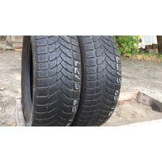 Зимние шины бу 215/65 R16 LASSA Competus Winter