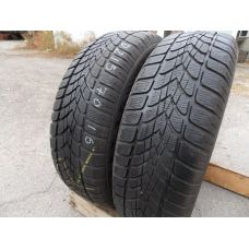 Зимние шины бу 215/70 R16 DUNLOP SP Winter Sport 4D