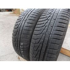Зимние шины бу 215/70 R16 HANKOOK Winter I*cept Evo 2 Suv